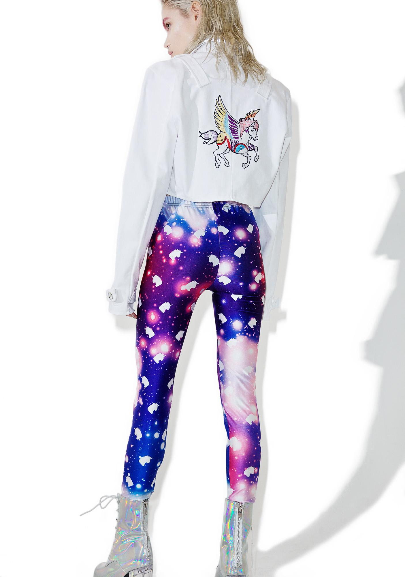 Smoko Uni Galaxy Leggings