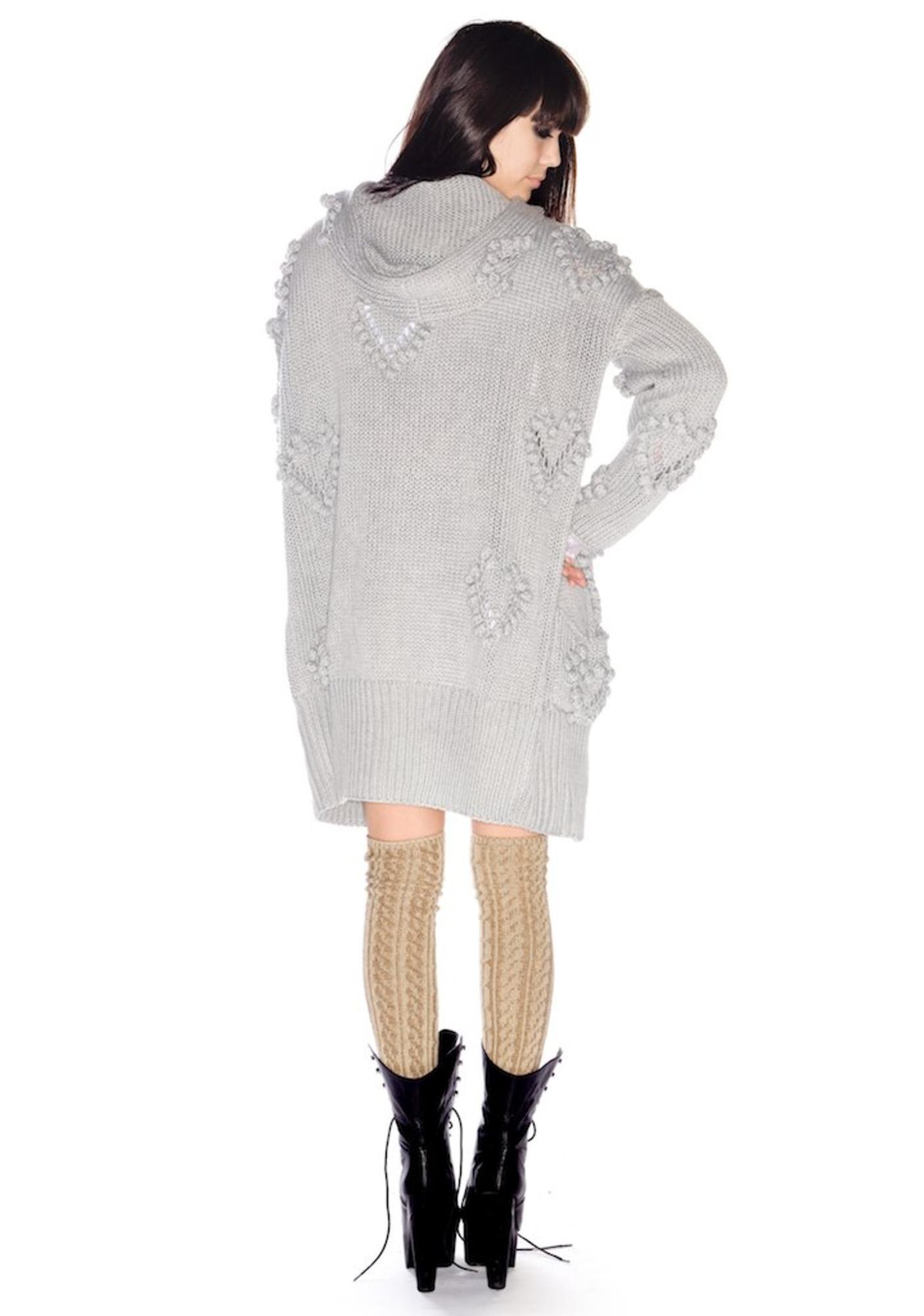 One Teaspoon Heartless Winter Coat