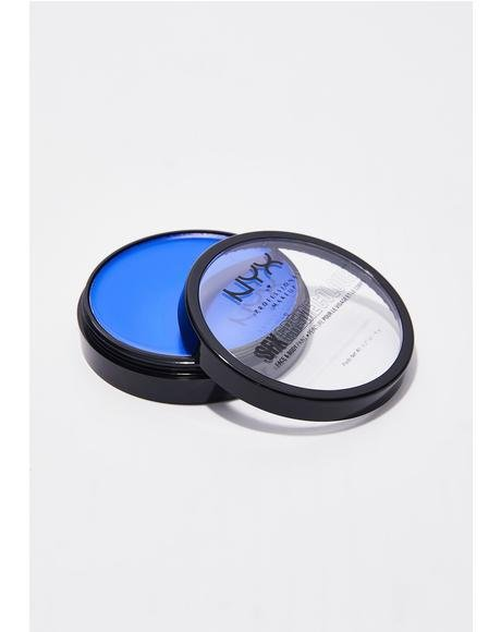 Blue SFX Creme Colour Face & Body Paint