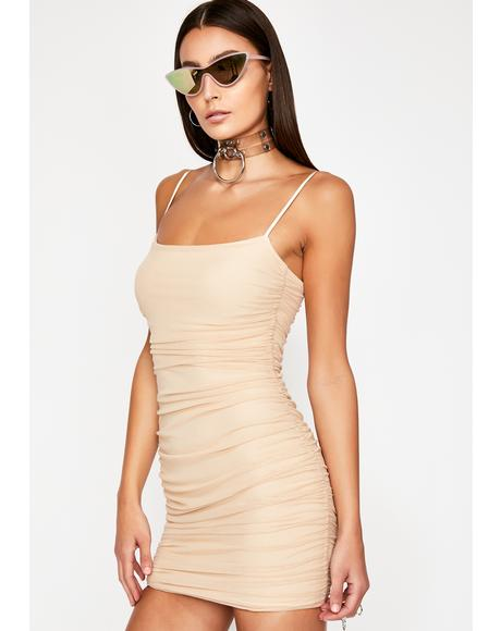 Snatched For The Gawds Mini Dress