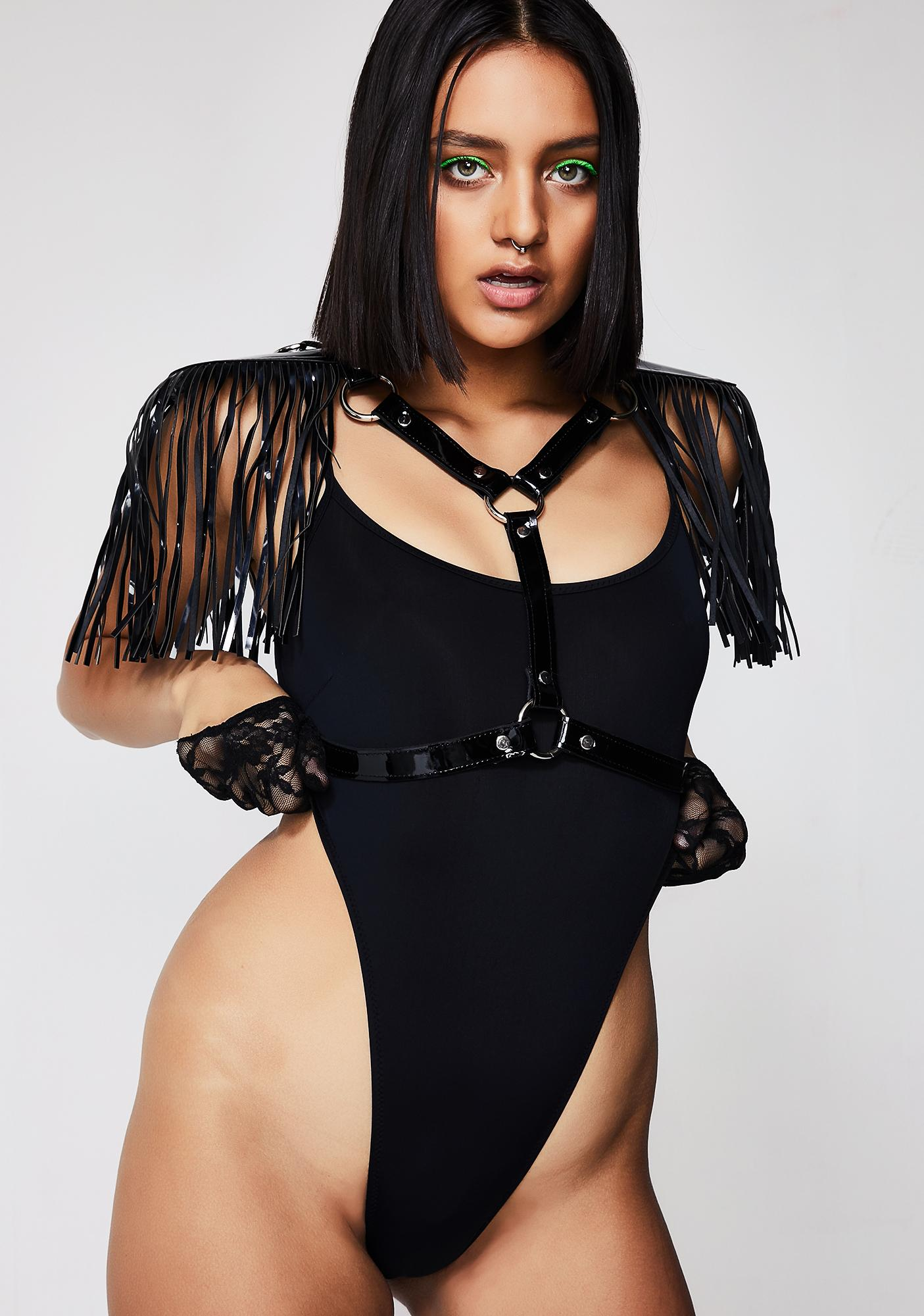 Kiki Riki High On You Bodysuit