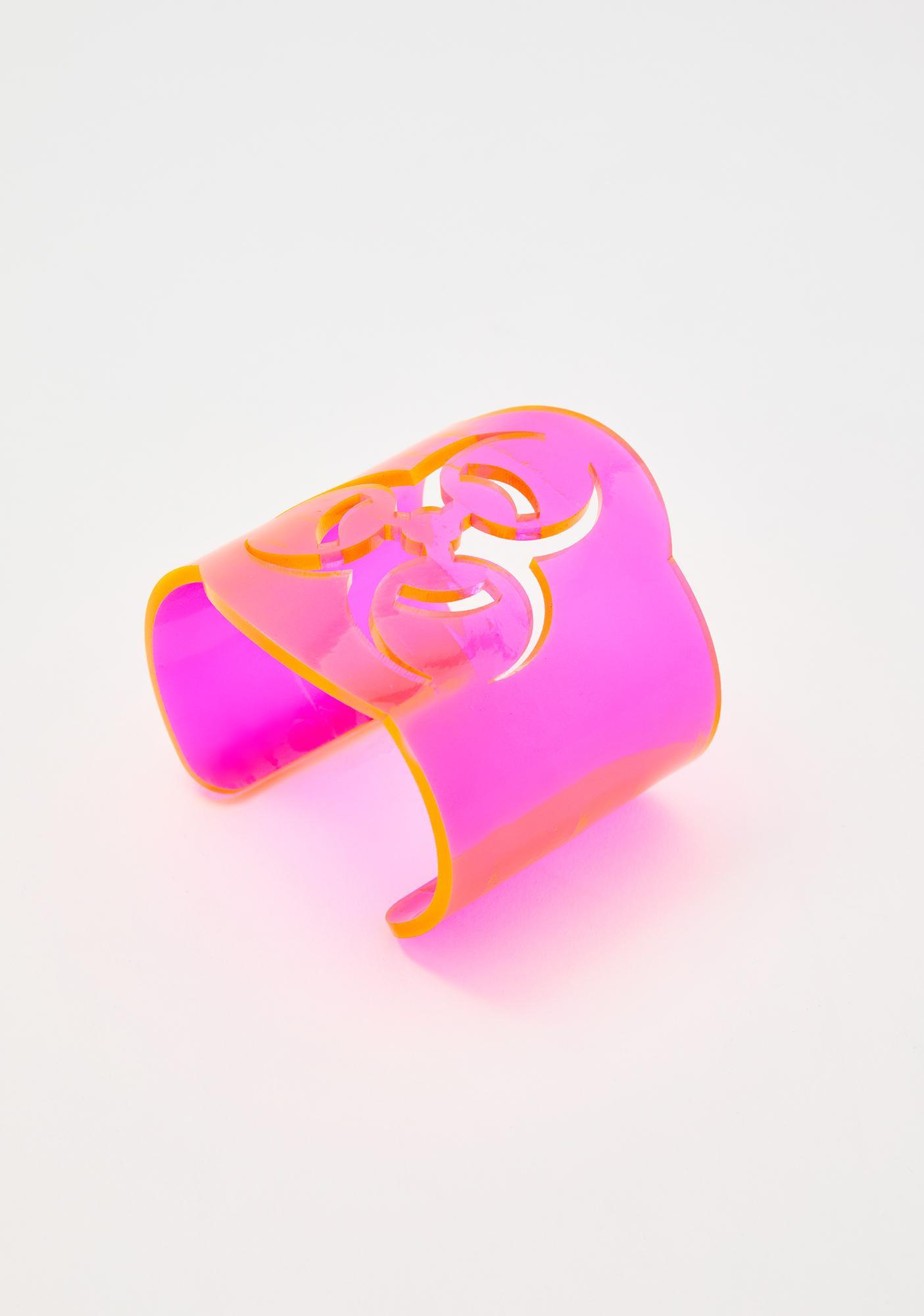 Tronic Hazard UV Bracelet