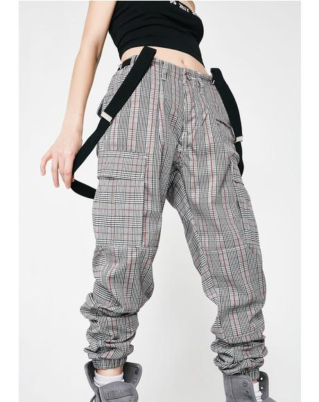 Do Homewerk Suspender Cargo Pants