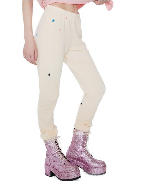 Starlet Embroidery Knox Pants
