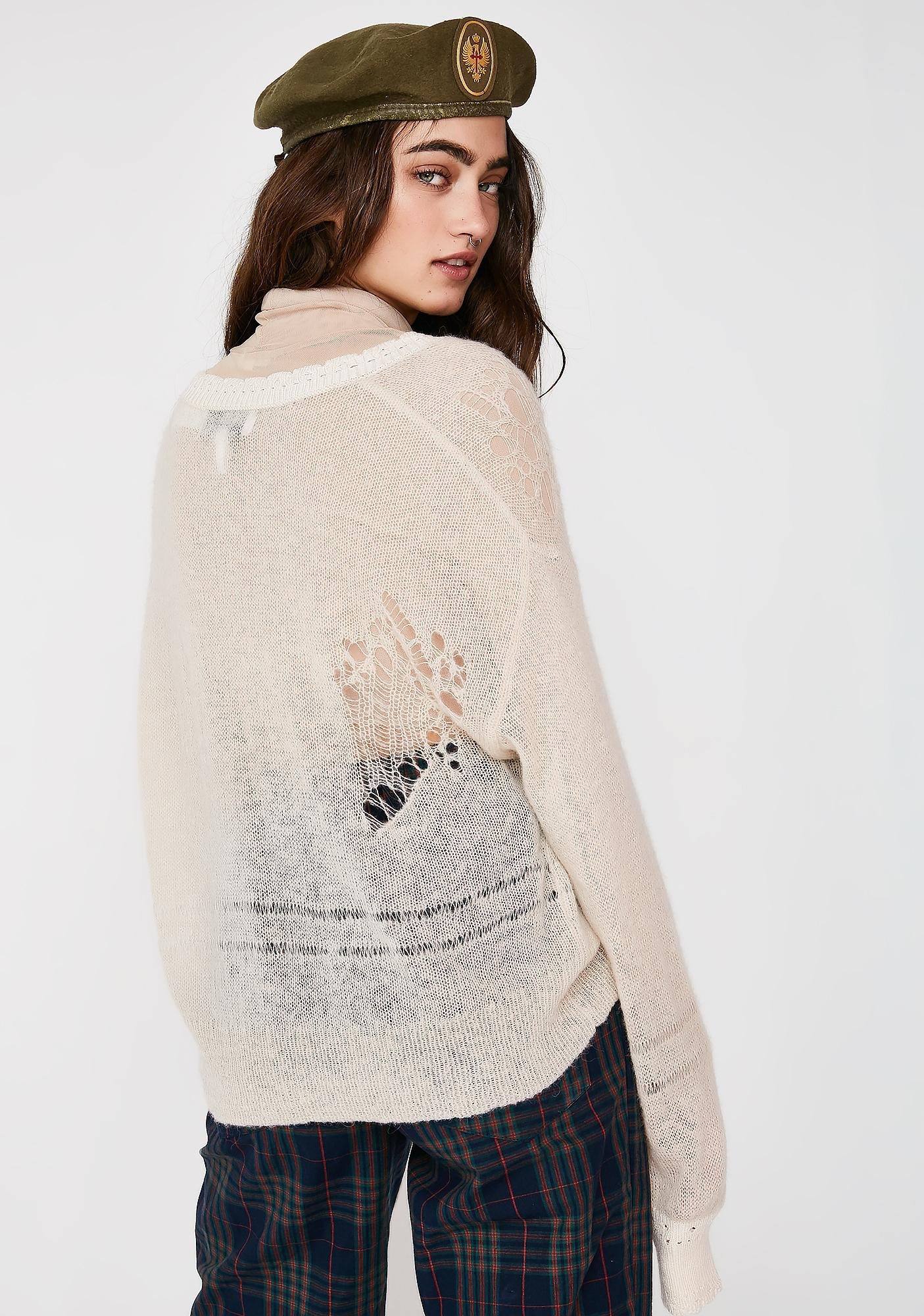 Wildfox Couture Mascot Sweater