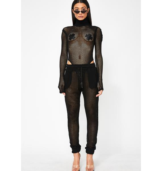 Ricki Brazil Net Web Sweatpants