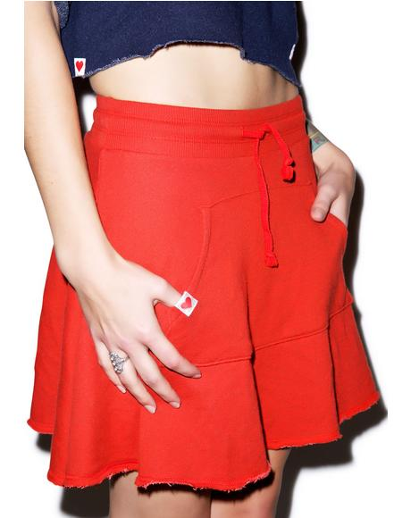 Classic Fox Athletic Skirt
