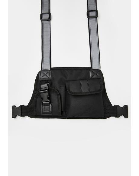 Ready Set Glow Harness Bag