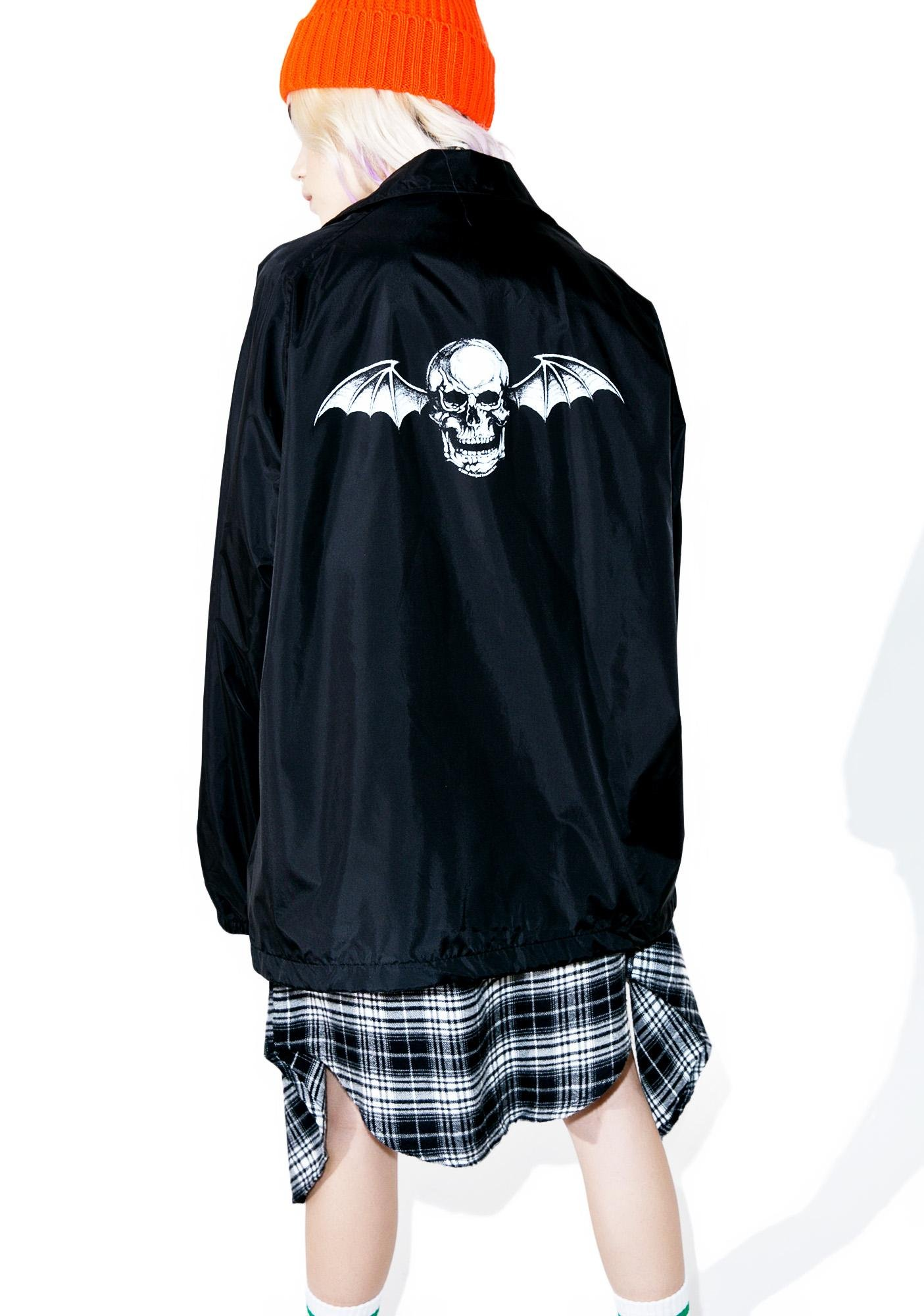 Afterlife Coaches Jacket