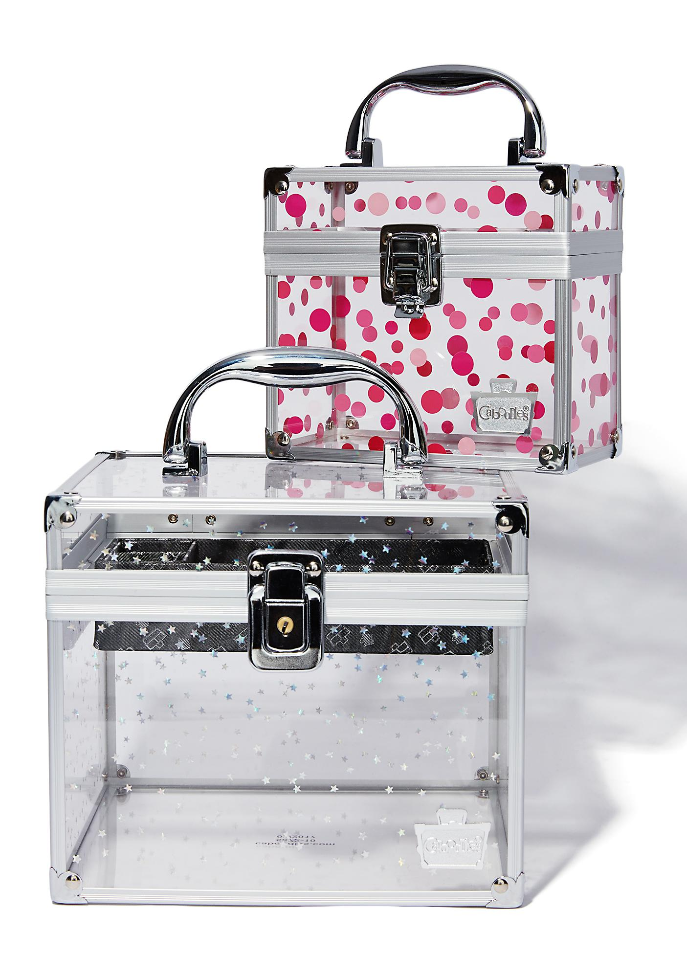Caboodles Prima Donna Train Case