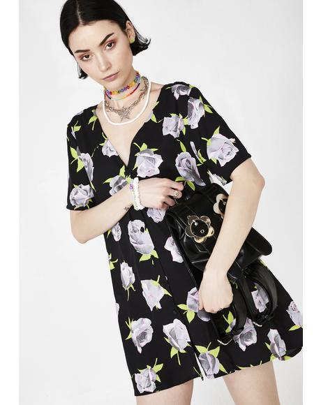 Rose Crosena Dress