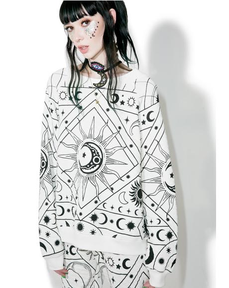 Moon Astrology Sommers Sweater