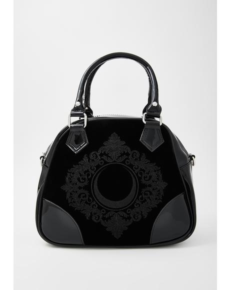 Luna Lace Handbag