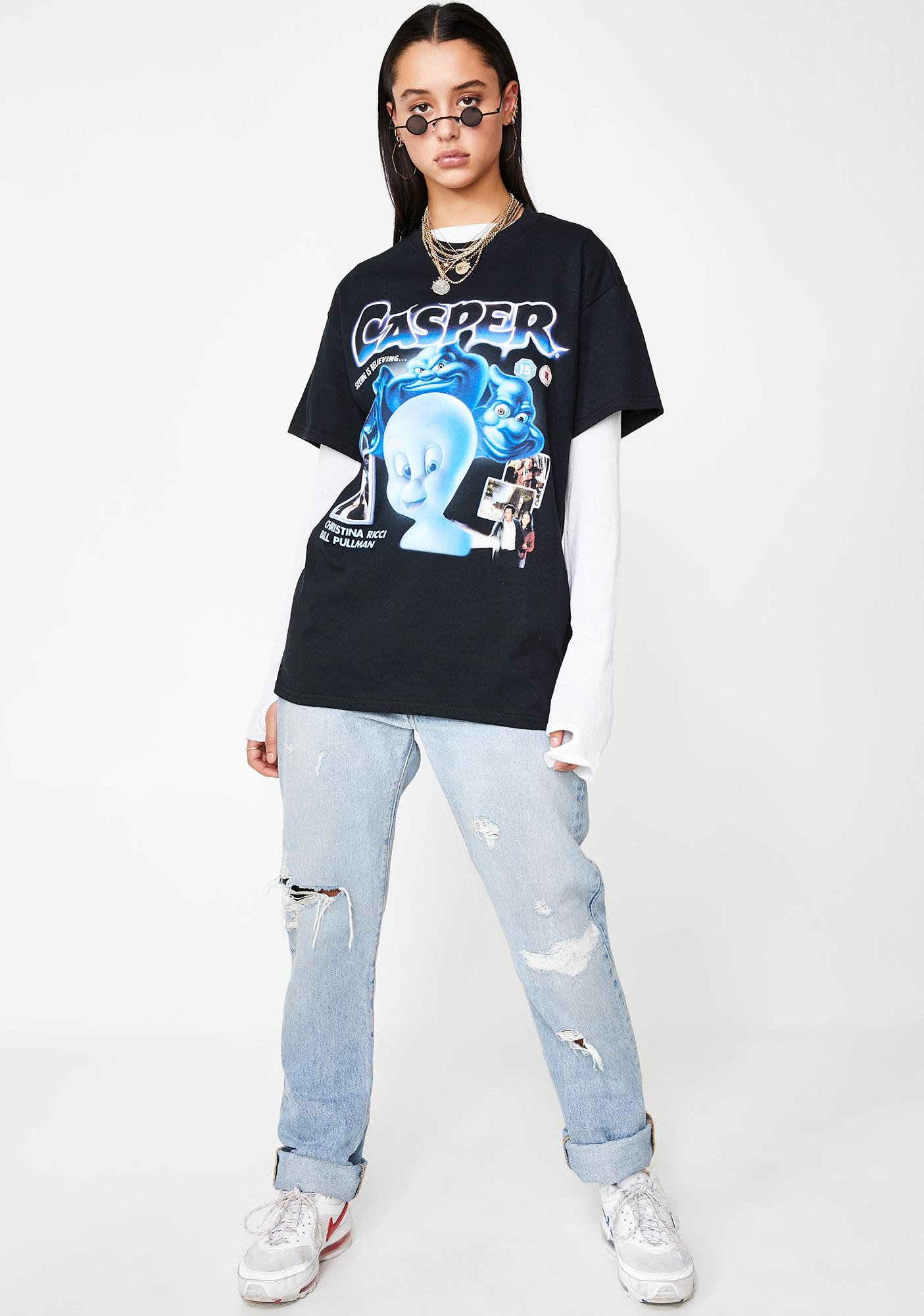 Homage Ghost Graphic Tee