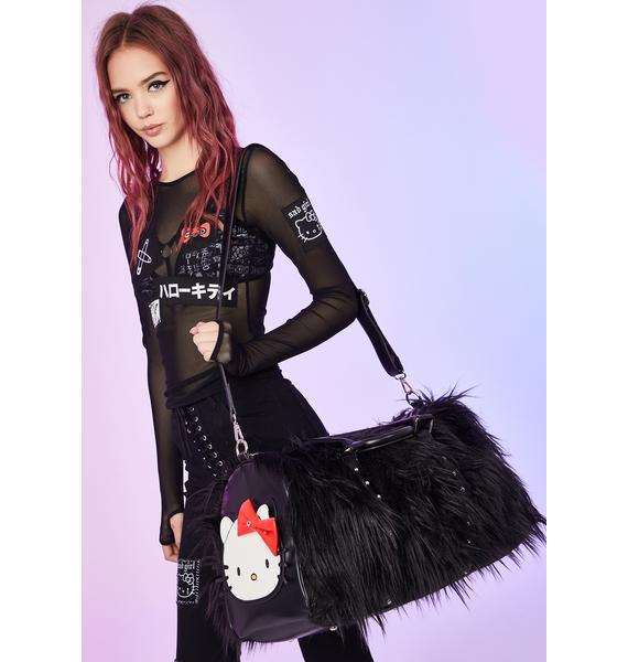 Dolls Kill x Hello Kitty Rebel Grl Shagadelic Weekender