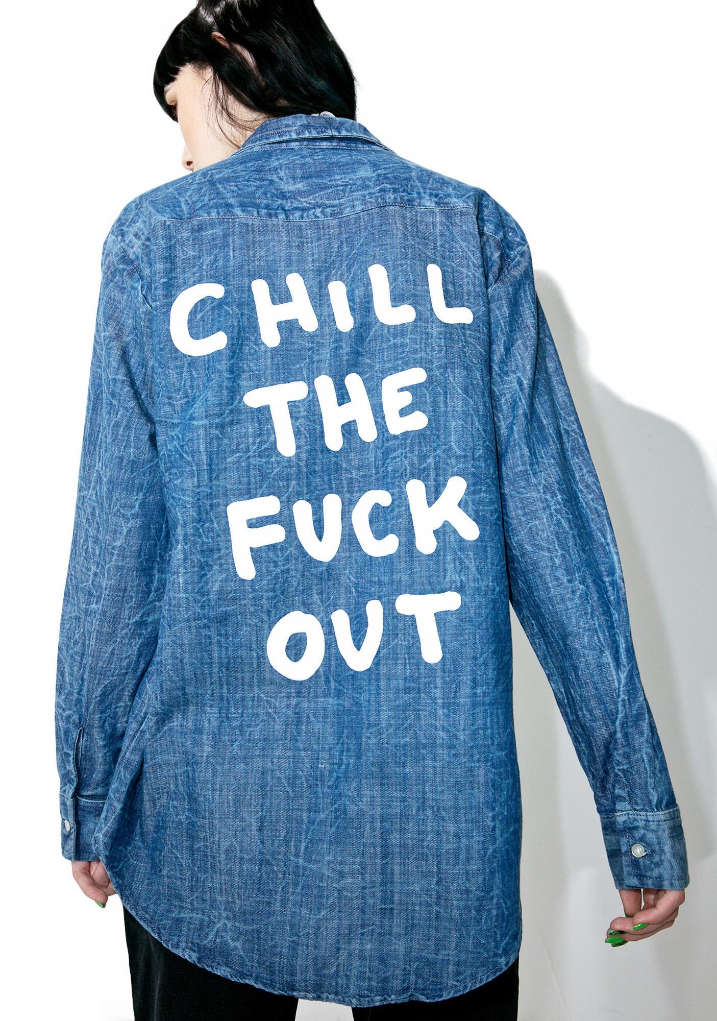 Jac Vanek Chill Chambray Shirt