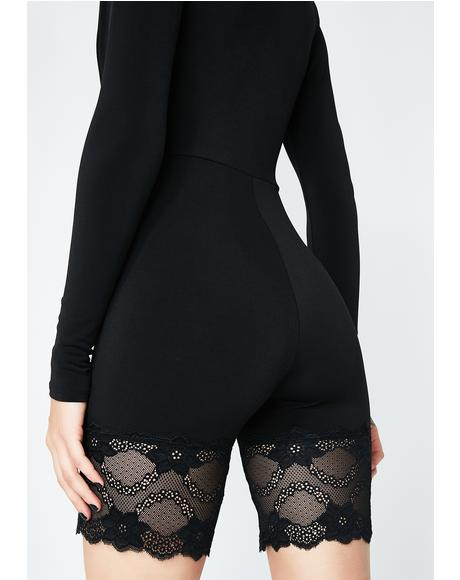 Lacey BB Long Sleeve Catsuit