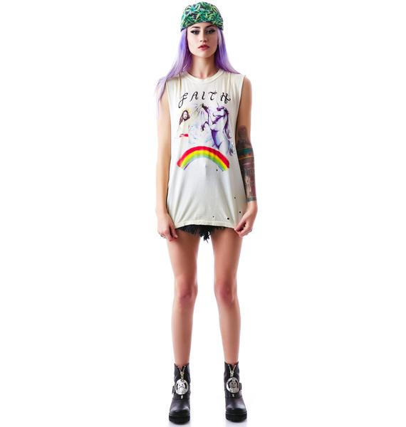 UNIF Faith Sleeveless Tee