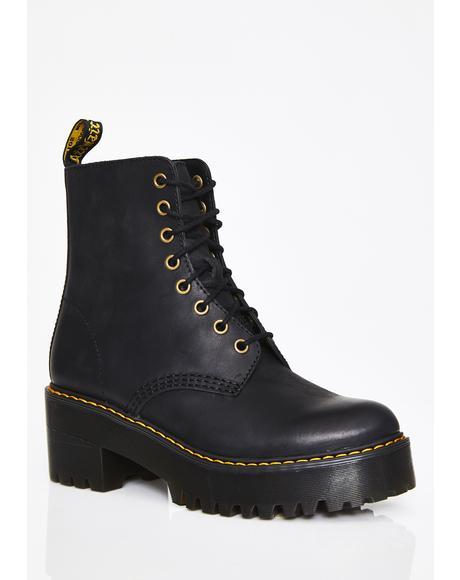 Shriver Hi Boots