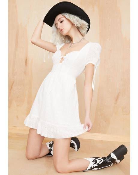 Wander Rush Babydoll Dress