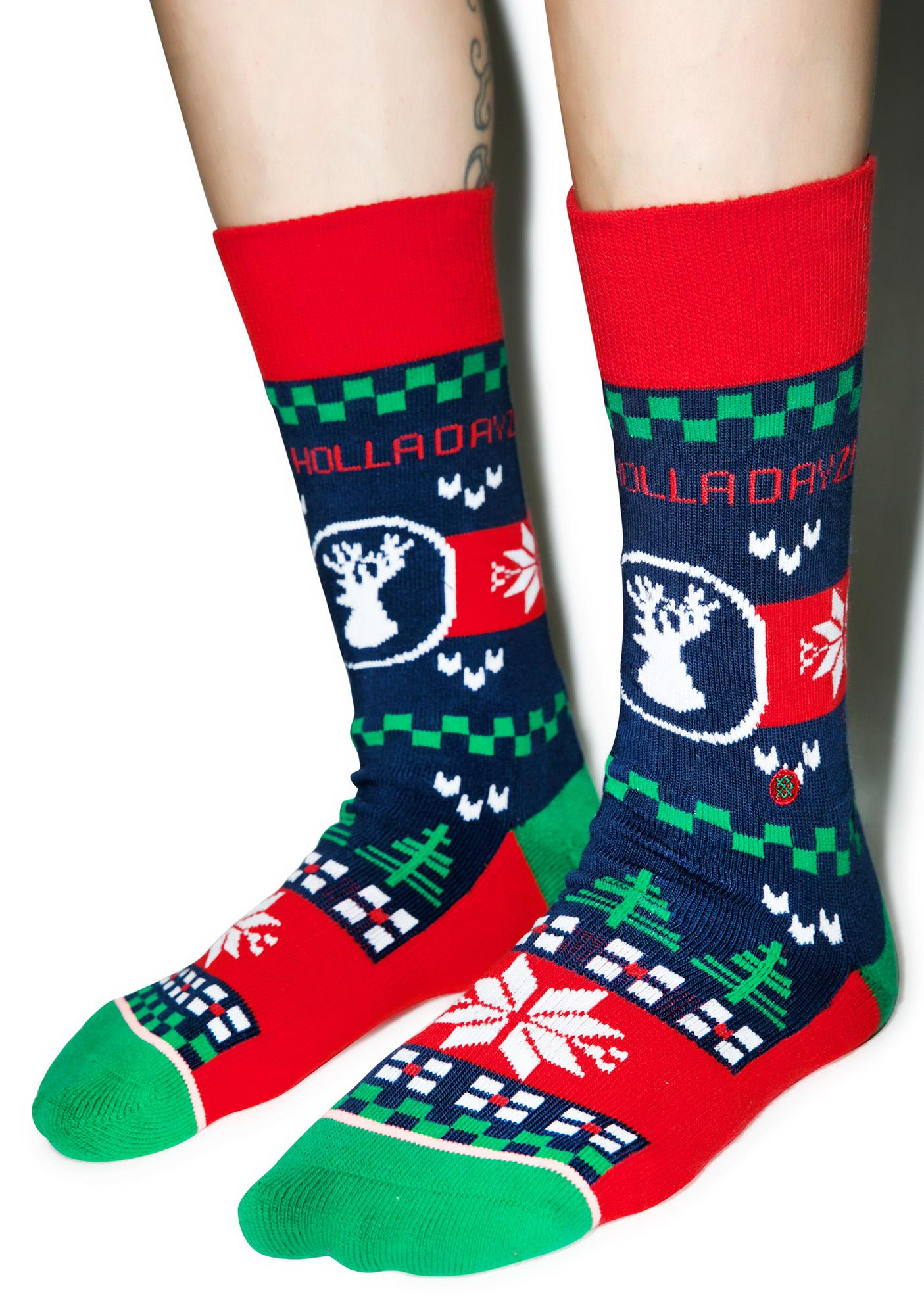 Stance Holladayze Socks