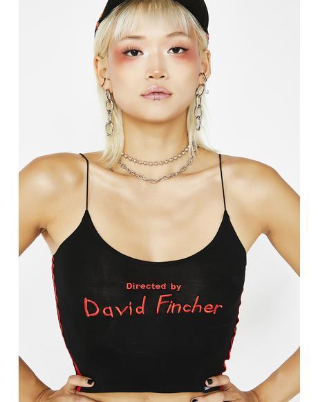 David Fincher Skinny Tank