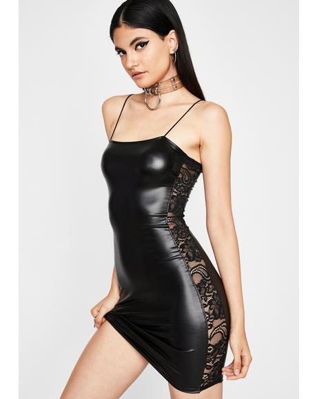 Want It Bad Mini Dress