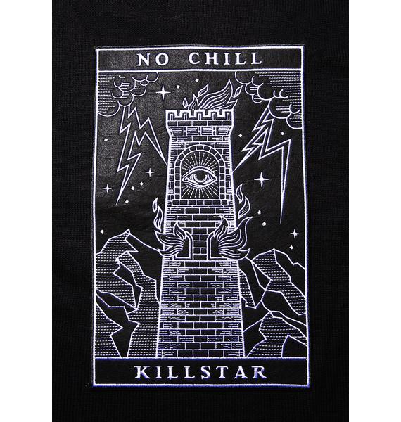 Killstar No Chill Backpatch