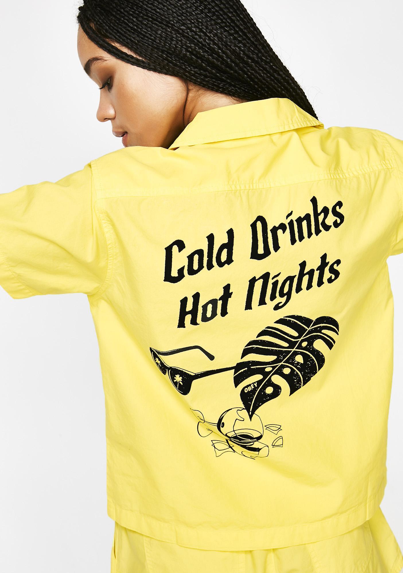 Obey Solas Shirt