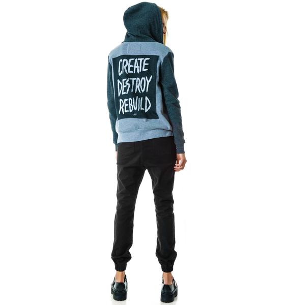 Glamour Kills Breaking Chains Hoodie