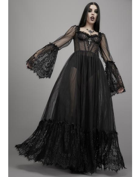 Dance With Death Gothic Dress