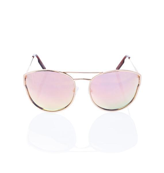 Quay Eyeware Cherry Bomb Sunglasses