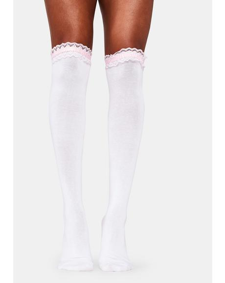Chill No Stress Knee High Socks