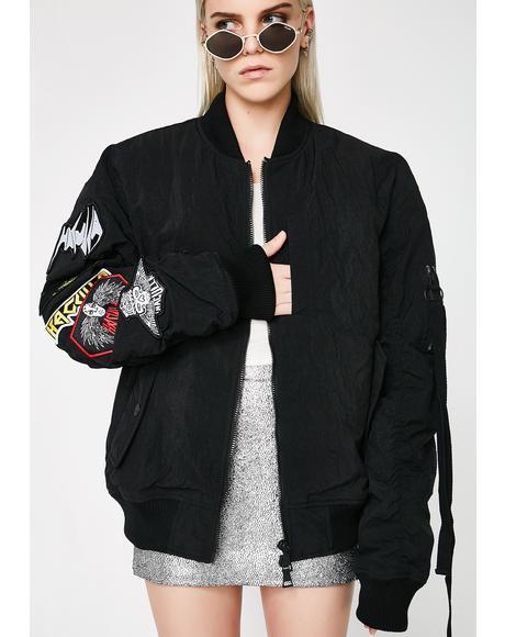 Pray For Revolution Jacket