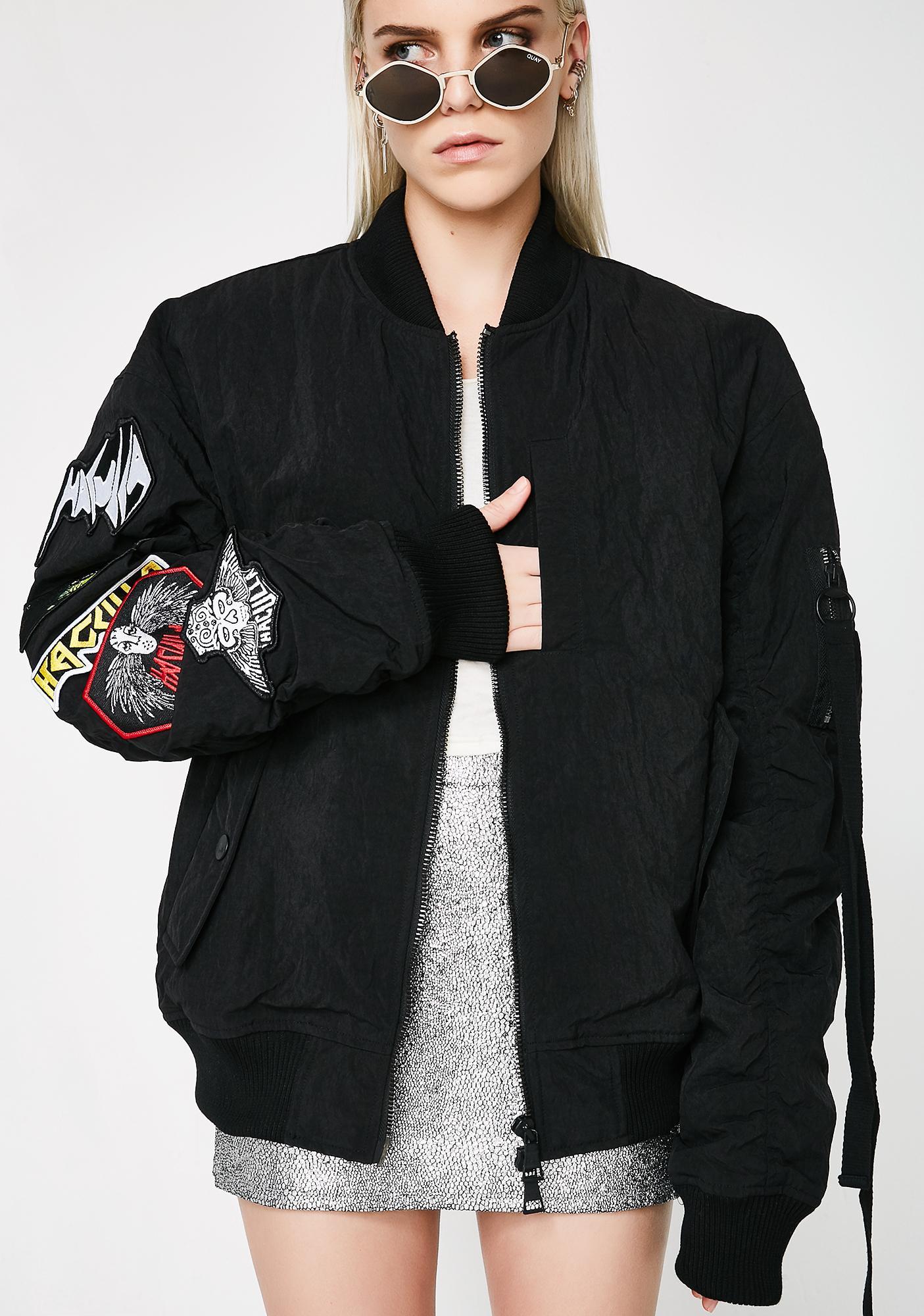 Haculla Pray For Revolution Jacket
