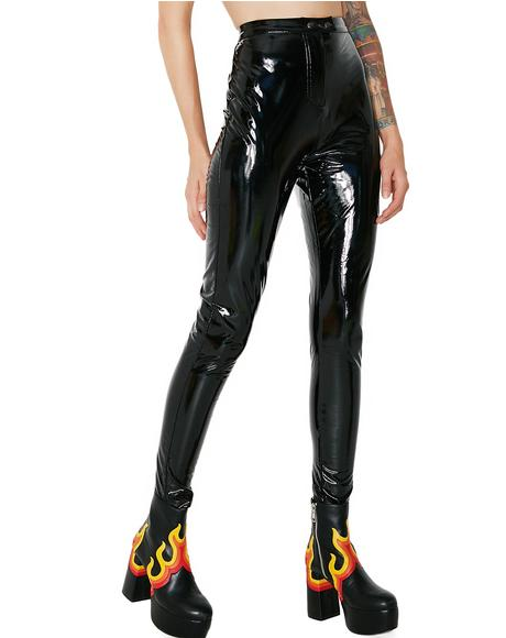 Sandra D. Skinny Pants