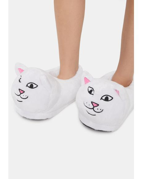 Lord Nermal Slippers