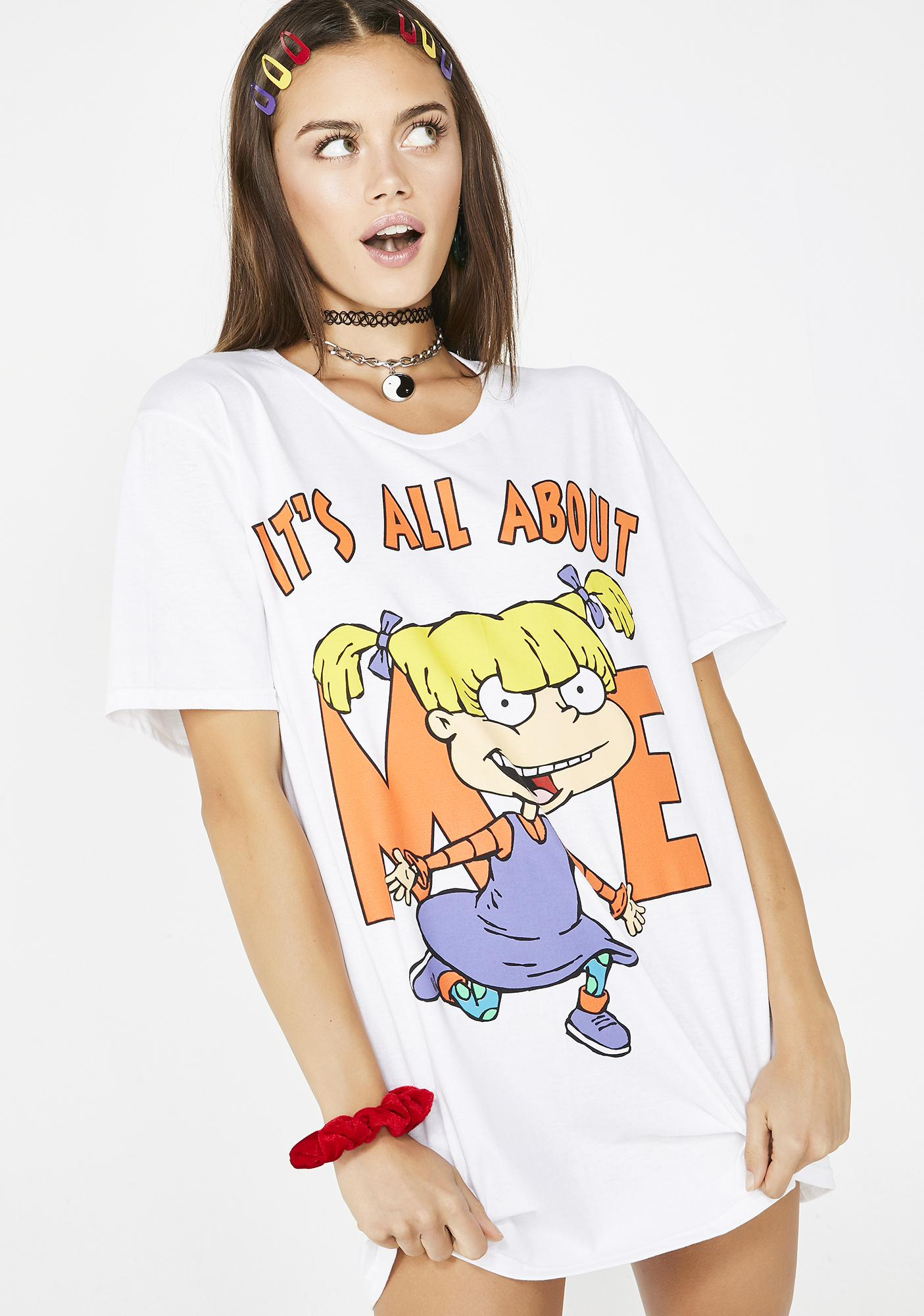 All About Me Graphic Tee