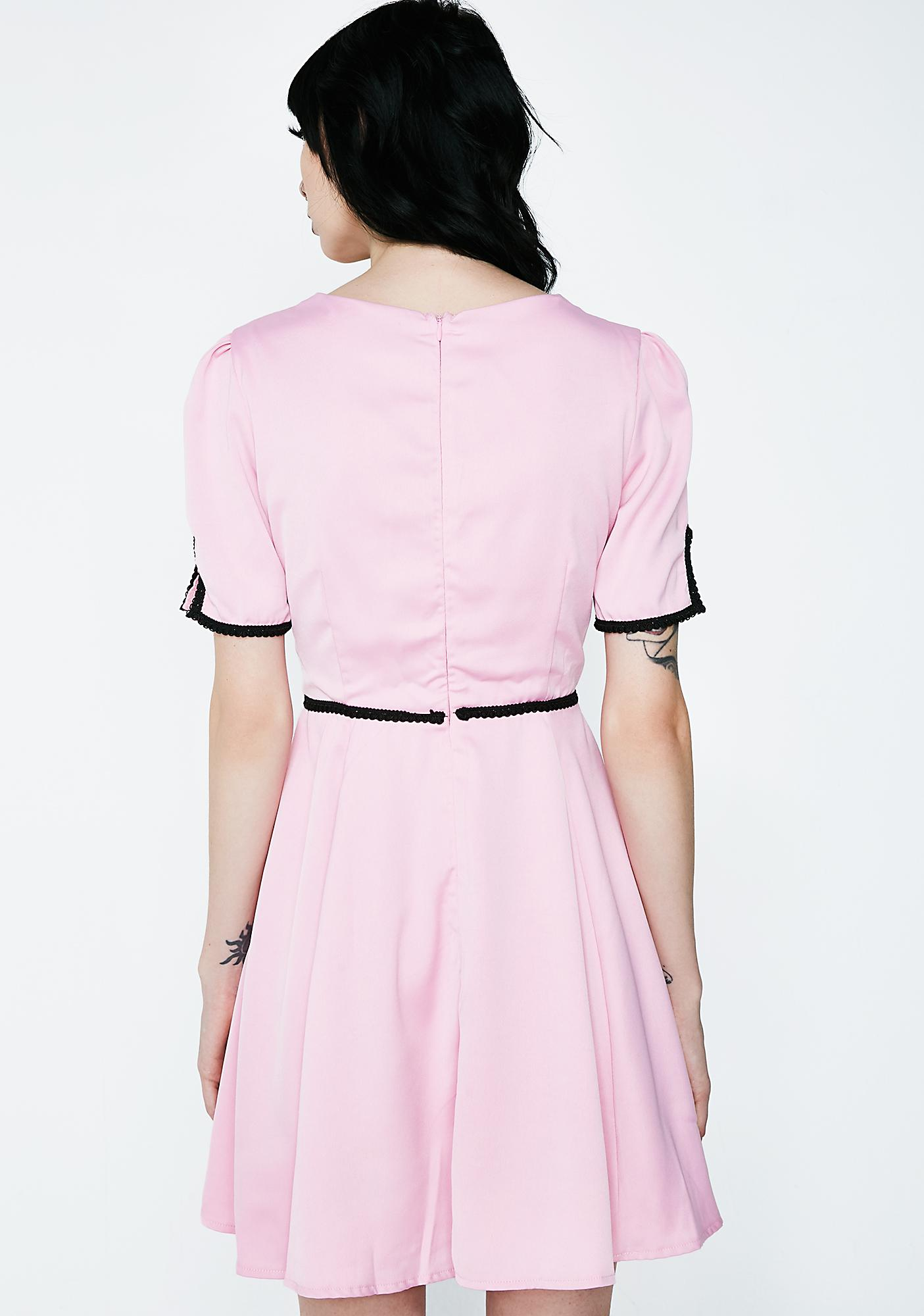 SISTER JANE Troublemaker Skater Dress