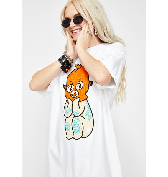 Slushcult Creepy Cupie Graphic Tee