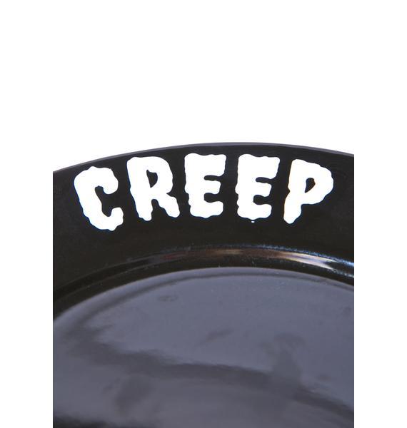 Sourpuss Clothing Creep Plate