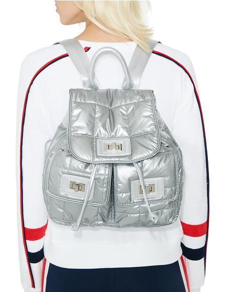 Puffer Medium Backpack
