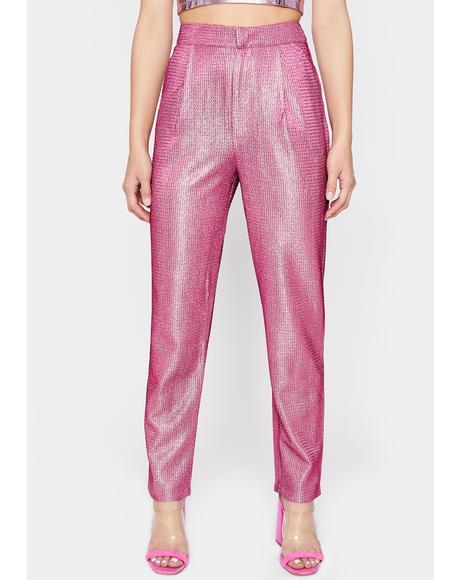Sweet Disco Diva Sparkle Trousers