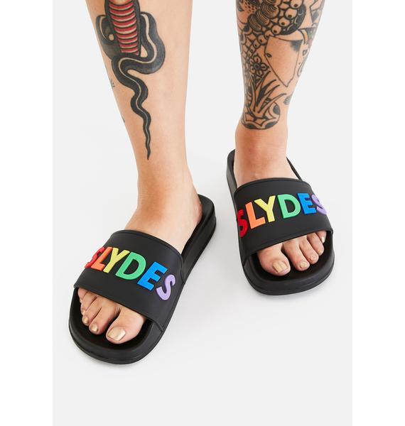 SLYDES Sunday Slide Sandals