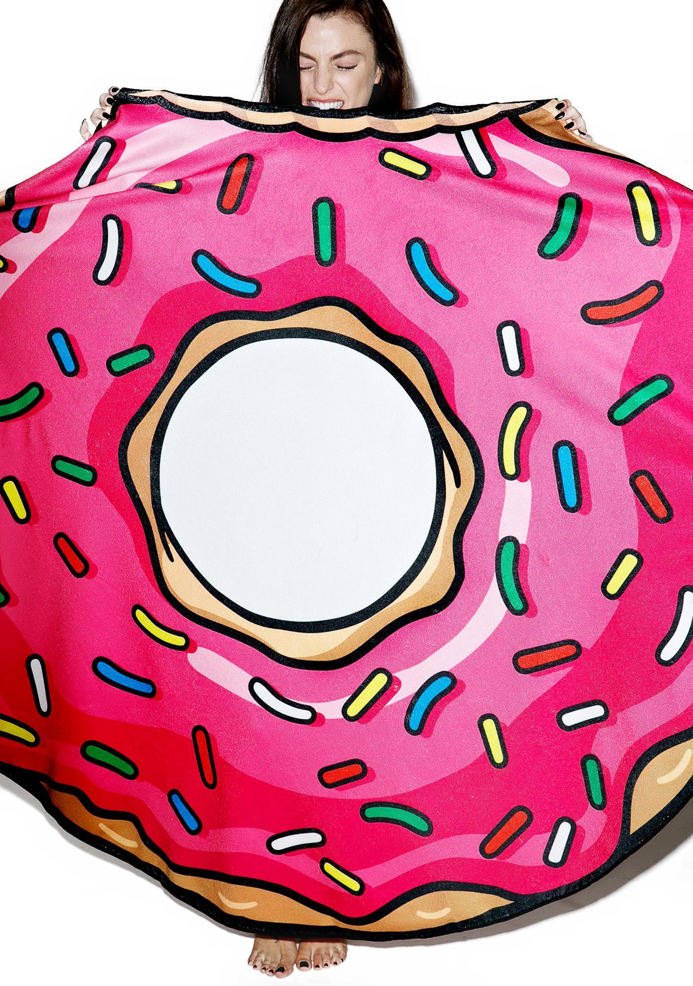 Randy's Donut Beach Towel