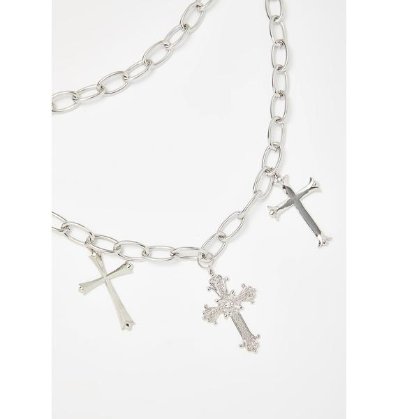 Heavenly Right Layered Necklace