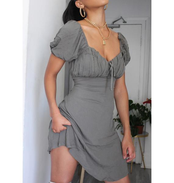 Storm Trouble Maker Mini Dress