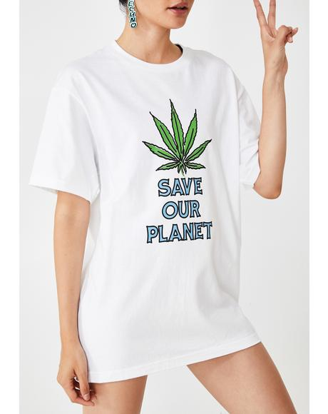 Save Our Planet Graphic Tee