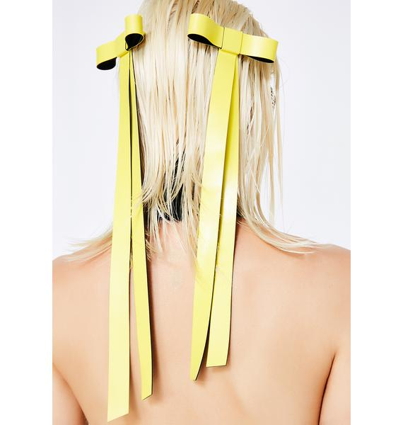 Meat Clothing Deadly Hair Ribbons