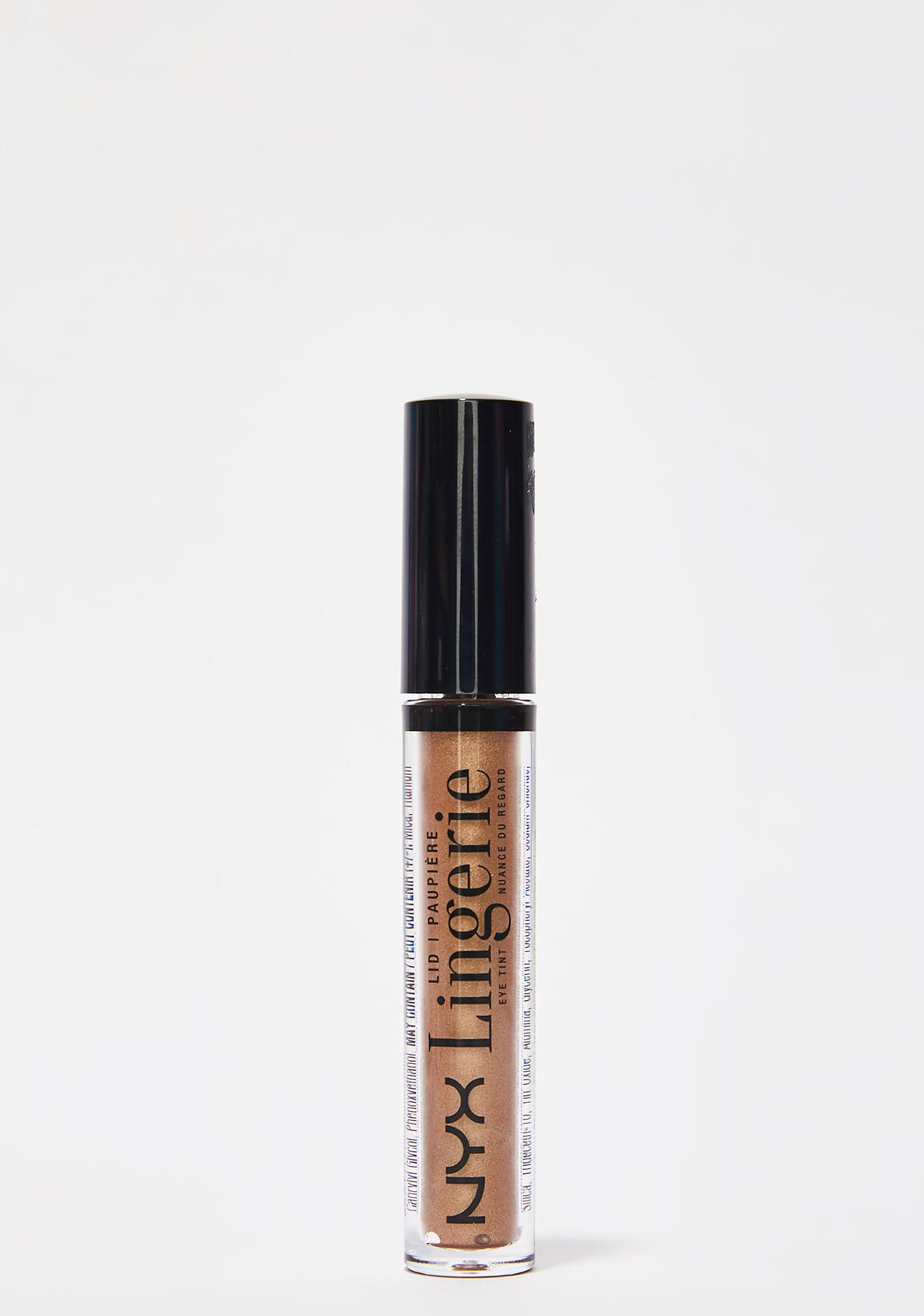 NYX Bronze Mirage Lid Lingerie Eye Tint